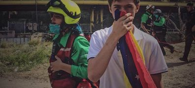 When Protest Is All You Have Left: Venezuela In Agony