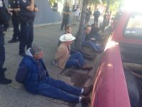 Ten Activists Arrested After Blocking Abortion Clinic Doors