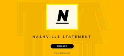 Why We Signed The Nashville Statement