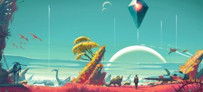 Game Review—Dominion With No Man's Sky