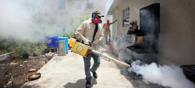 New Case Of Zika Virus Reported In Palm Beach, Florida