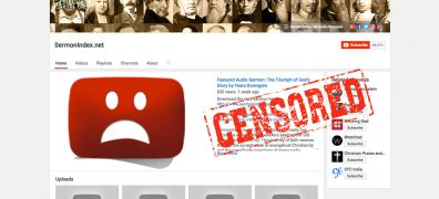 Popular YouTube Sermon Channel [SermonIndex] Shut Down