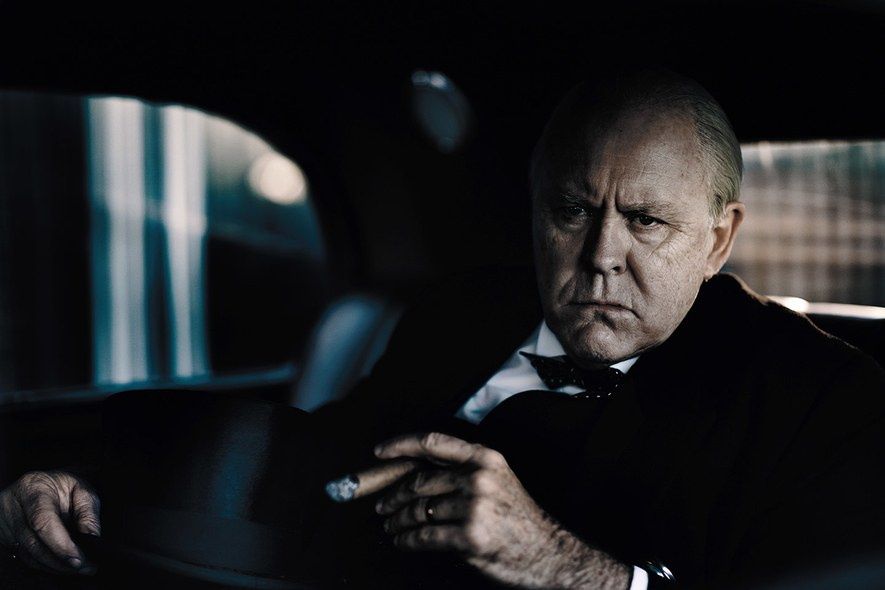 John Lithgow as Winston Churchill