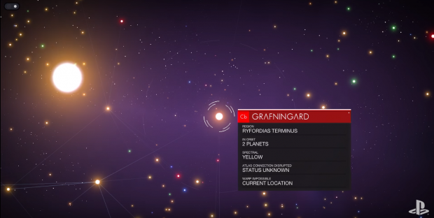 18 quintillion planets are at your fingertips in No Man's Sky. Go forth Christian!